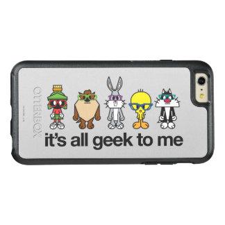 Coque OtterBox iPhone 6 Et 6s Plus Ballots LOONEY de TUNES™ - tout le geek