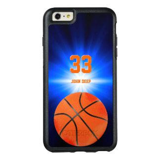 Coque OtterBox iPhone 6 Et 6s Plus Basket-ball aucun cadeau de cool de sport de |