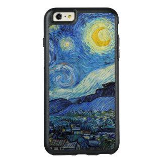 Coque OtterBox iPhone 6 Et 6s Plus Beaux-arts de GalleryHD de nuit étoilée de Vincent