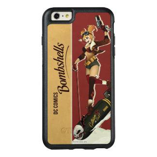 Coque OtterBox iPhone 6 Et 6s Plus Bombes de Harley Quinn de pin-up