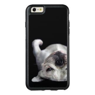 Coque OtterBox iPhone 6 Et 6s Plus Bouledogue français se reposant sur le sien de