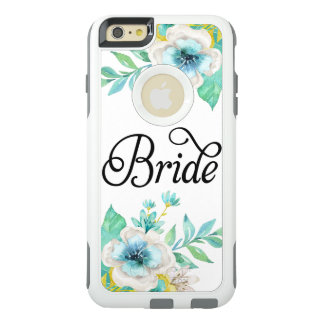 Coque OtterBox iPhone 6 Et 6s Plus Cas floral vintage de l'iPhone 6/6s d'Otterbox de