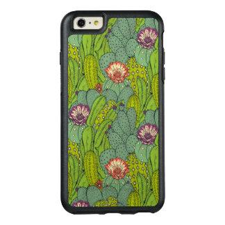 Coque OtterBox iPhone 6 Et 6s Plus Cas plus de l'iPhone 6 d'OtterBox de motif de