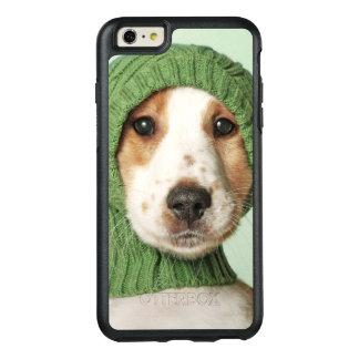 Coque OtterBox iPhone 6 Et 6s Plus Casquette de port de laine de chiot de cocker