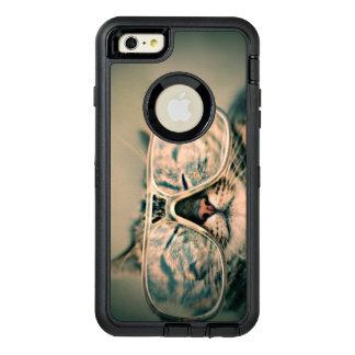 Coque OtterBox iPhone 6 Et 6s Plus Chat drôle avec des verres