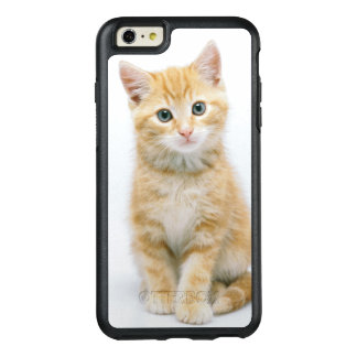 Coque OtterBox iPhone 6 Et 6s Plus Chat tigré d'orange douce