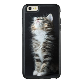 Coque OtterBox iPhone 6 Et 6s Plus Chat tigré grand