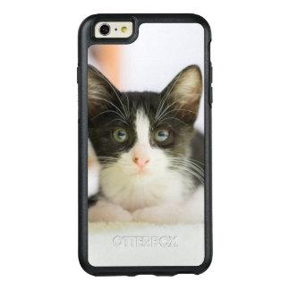 Coque OtterBox iPhone 6 Et 6s Plus Chaton blanc et noir doux