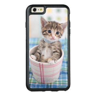 Coque OtterBox iPhone 6 Et 6s Plus Chaton de Munchkin avec le joli ruban