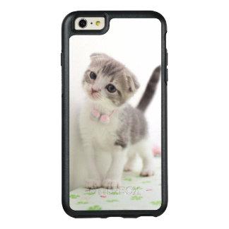 Coque OtterBox iPhone 6 Et 6s Plus Chaton de pli d'écossais