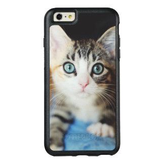 Coque OtterBox iPhone 6 Et 6s Plus Chaton observé par bleu lumineux