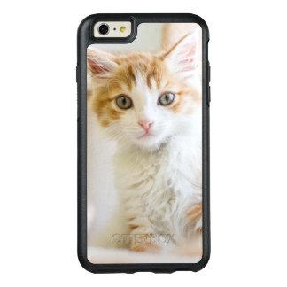 Coque OtterBox iPhone 6 Et 6s Plus Chaton orange et blanc