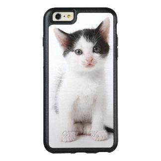 Coque OtterBox iPhone 6 Et 6s Plus Chaton repéré par noir