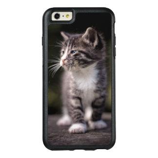 Coque OtterBox iPhone 6 Et 6s Plus Chaton se tenant grand