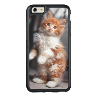 Coque OtterBox iPhone 6 Et 6s Plus Chaton tigré orange
