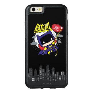 Coque OtterBox iPhone 6 Et 6s Plus Chibi Batgirl prêt pour l'action