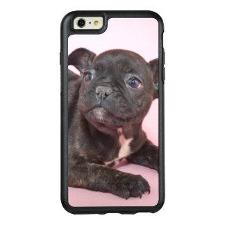 Coque OtterBox iPhone 6 Et 6s Plus Chiot idiot de bouledogue français prêt à jouer