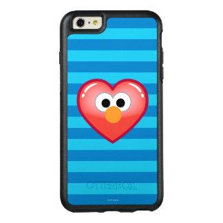 Coque OtterBox iPhone 6 Et 6s Plus Coeur d'Elmo
