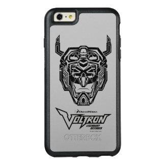 Coque OtterBox iPhone 6 Et 6s Plus Contour rompu par tête de Voltron | Voltron