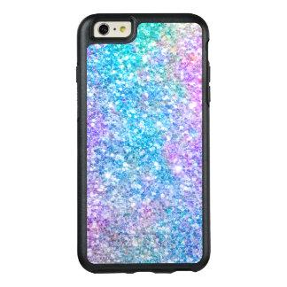Coque OtterBox iPhone 6 Et 6s Plus Copie moderne de scintillement de couleurs en
