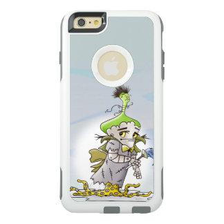 Coque OtterBox iPhone 6 Et 6s Plus CS ÉTRANGER de l'iPhone 6 d'Apple de BEURRE de
