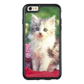 Coque OtterBox iPhone 6 Et 6s Plus Deux chatons se reposant sur une couverture