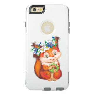 Coque OtterBox iPhone 6 Et 6s Plus Écureuil
