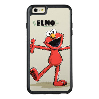 Coque OtterBox iPhone 6 Et 6s Plus Elmo vintage