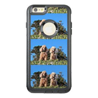 Coque OtterBox iPhone 6 Et 6s Plus Épuisement - caniches - Romeo Remy