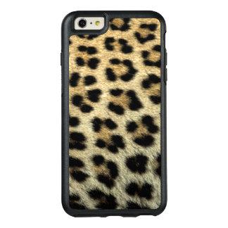 Coque OtterBox iPhone 6 Et 6s Plus Fermez-vous des taches de léopard, Afrique