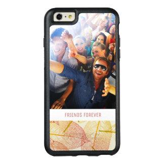 Coque OtterBox iPhone 6 Et 6s Plus Feuille d'automne fait sur commande de photo et de