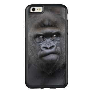 Coque OtterBox iPhone 6 Et 6s Plus Flachlandgorilla, gorille de gorille,