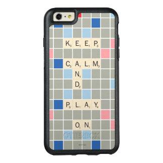 Coque OtterBox iPhone 6 Et 6s Plus Gardez le calme et le jeu dessus