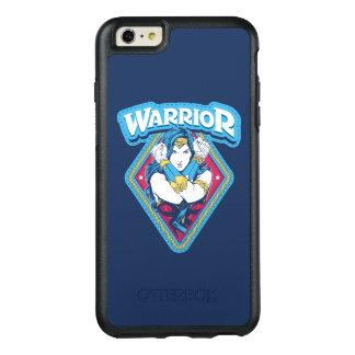 Coque OtterBox iPhone 6 Et 6s Plus Graphique de guerrière de femme de merveille