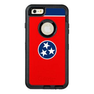 Coque OtterBox iPhone 6 Et 6s Plus Graphique dynamique de drapeau d'état du Tennessee