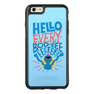Coque OtterBox iPhone 6 Et 6s Plus Grover bonjour