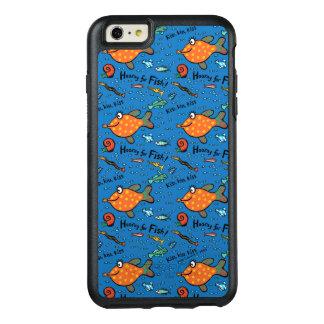 Coque OtterBox iPhone 6 Et 6s Plus Hourra pour le motif de poissons