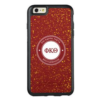 Coque OtterBox iPhone 6 Et 6s Plus Insigne du thêta | de Kappa de phi