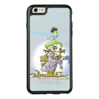 Coque OtterBox iPhone 6 Et 6s Plus iPhone ÉTRANGER d'Apple de BEURRE de FRANKY 6