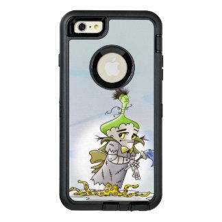 Coque OtterBox iPhone 6 Et 6s Plus iPhone ÉTRANGER d'Apple de BEURRE de FRANKY 6 DS