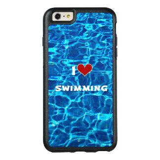 Coque OtterBox iPhone 6 Et 6s Plus J'aime nager