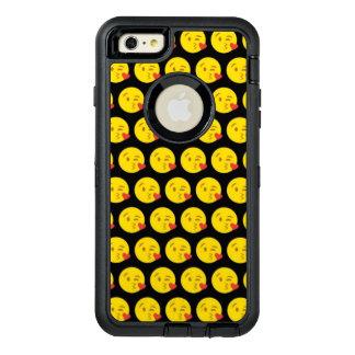 Coque OtterBox iPhone 6 Et 6s Plus Kissy font face au cas plus d'Otterbox de l'iPhone