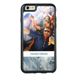 Coque OtterBox iPhone 6 Et 6s Plus L'aquarelle bleu-foncé | ajoutent la photo