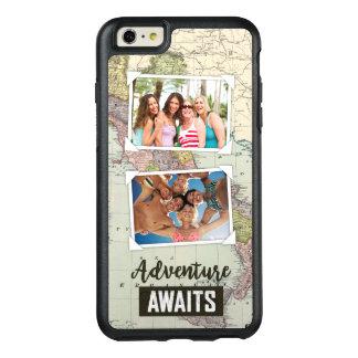 Coque OtterBox iPhone 6 Et 6s Plus L'aventure attend le téléchargement de la carte |