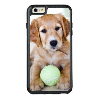 Coque OtterBox iPhone 6 Et 6s Plus Le chiot de golden retriever veut jouer