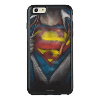 Coque OtterBox iPhone 6 Et 6s Plus Le coffre de Superman | indiquent le croquis