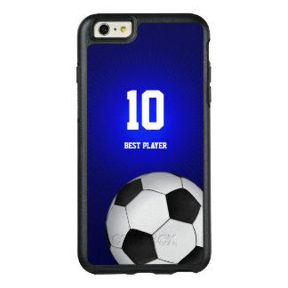 Coque OtterBox iPhone 6 Et 6s Plus Le meilleur joueur aucun cadeau de sports du