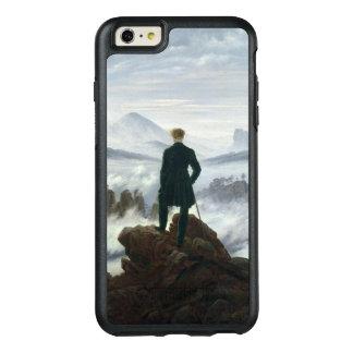 Coque OtterBox iPhone 6 Et 6s Plus Le vagabond au-dessus de la mer du brouillard,