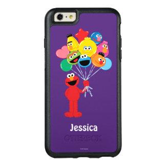 Coque OtterBox iPhone 6 Et 6s Plus Les ballons d'Elmo | ajoutent votre nom