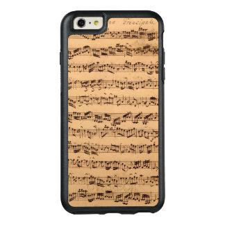 Coque OtterBox iPhone 6 Et 6s Plus Les concerts de Brandenburger, No.5 D-Dur, 1721
